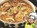豆腐鸡血瘦肉汤的做法