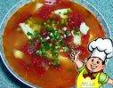番茄豆腐鸡蛋汤的做法