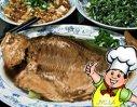 炖开片鱼的做法