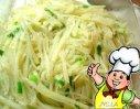 葱油土豆丝的做法