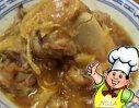 骨头炖冻豆腐的做法