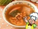 黄豆莲藕排骨汤的做法