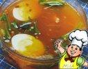 番茄牛肉菠菜汤的做法