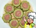 煎瓤凉瓜的做法
