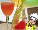 草莓柠檬汁的做法
