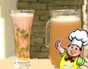 草莓菠菜汁的做法