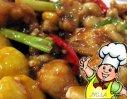栗子炒鸡的做法