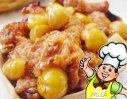 板栗烧鸡的做法