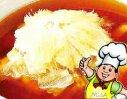 玉菜扒排翅的做法