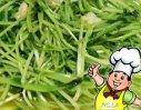 清炒豆苗的做法