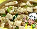 雪菜烧豆腐的做法
