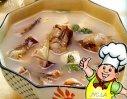 河鳗炖豆腐的做法
