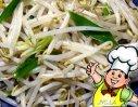炒绿豆芽的做法