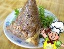 烧肉粽的做法