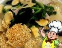 蘑菇锅巴汤的做法