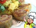 大良肉卷的做法