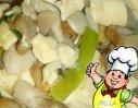 草菇豆腐羹的做法