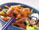 油爆虾的做法