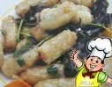 炸熘肉卷的做法