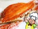姜汁活蟹的做法