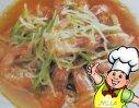 萝卜丝炖青虾的做法