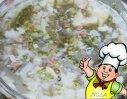 莼菜银鱼羹的做法