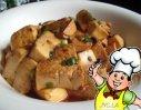 豆豉烧豆腐的做法