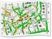 上海实时路况